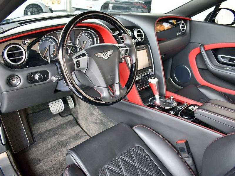 Used 2015 Bentley Continental GT Speed Convertible GT Speed | Gurnee, IL