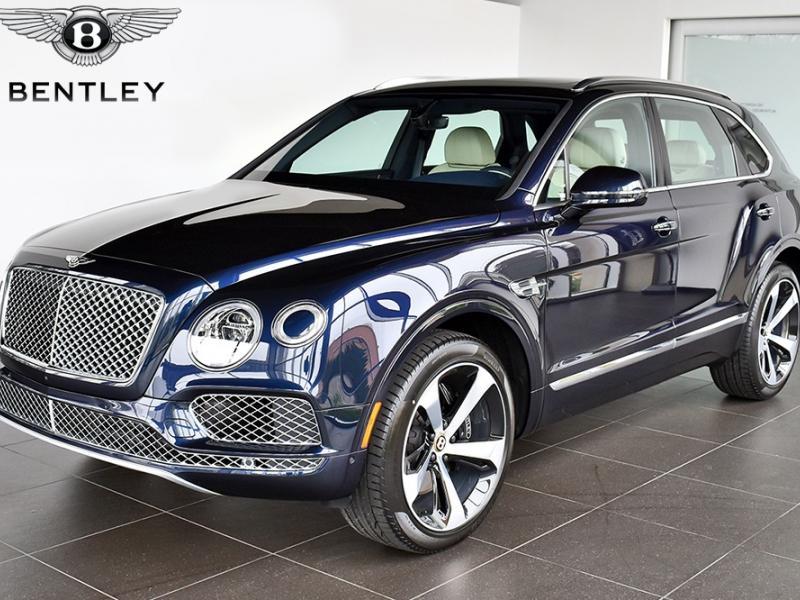 Used 2019 Bentley Bentayga V8 Mulliner | Gurnee, IL