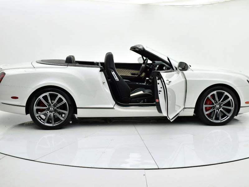 Used 2012 Bentley Continental Supersports Convertible | Gurnee, IL