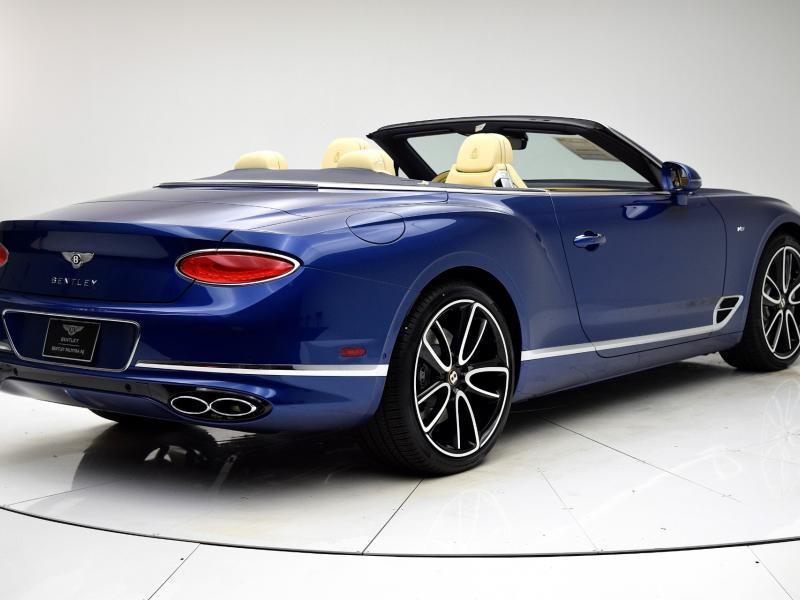 New 2020 Bentley Continental GT V8 Convertible | Gurnee, IL