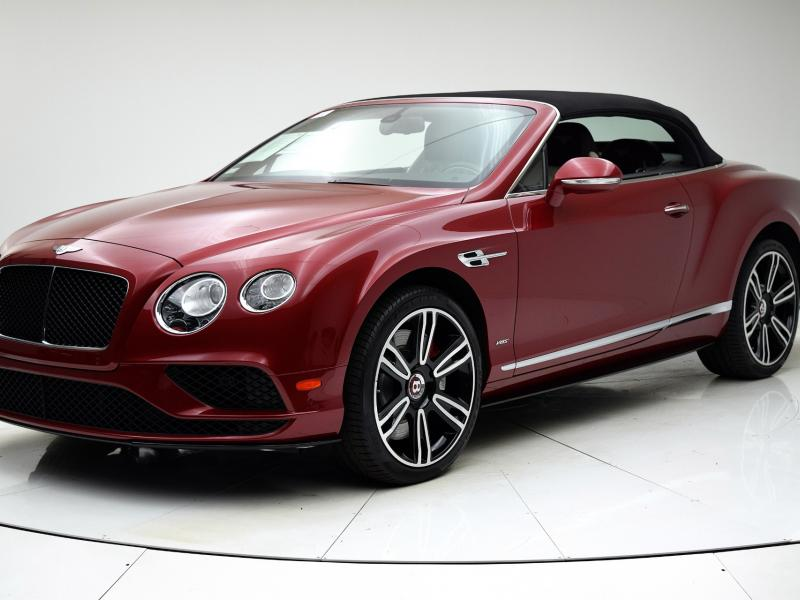 Used 2016 Bentley Continental GT V8 S Convertible | Gurnee, IL