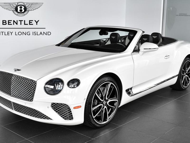 New 2020 Bentley Continental GT Convertible  | Gurnee, IL