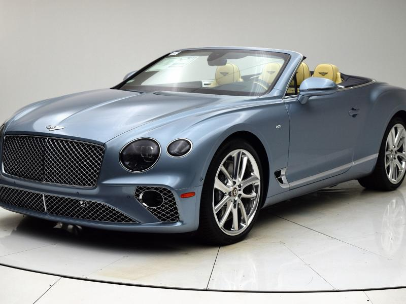 New 2020 Bentley Continental GT V8 Convertible | Gurnee, IL