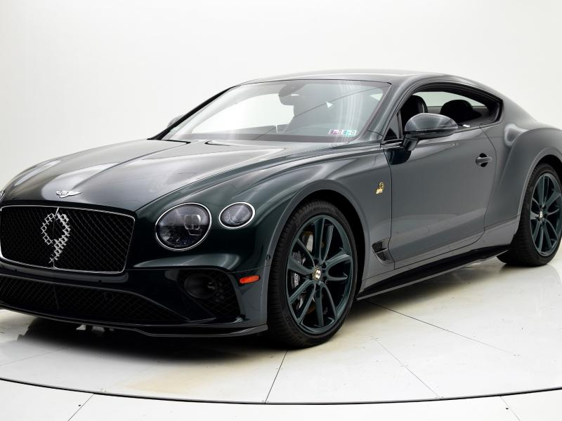 Used 2020 Bentley Continental GT Number 9 Edition | Gurnee, IL