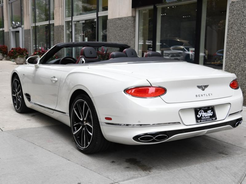 Used 2020 Bentley Continental GTC Convertible GT V8 | Gurnee, IL