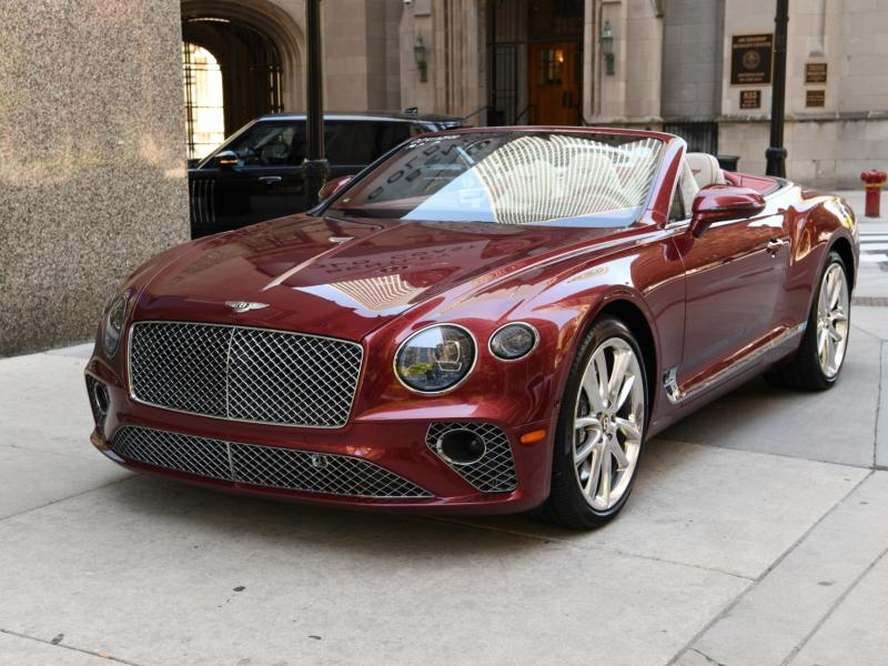Used 2020 Bentley Continental GT Convertible GTC   Gurnee, IL