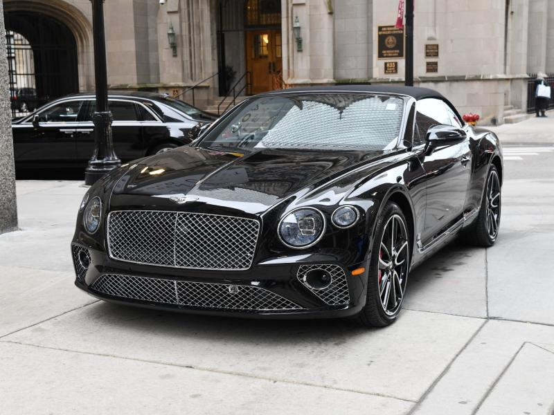 Used 2020 Bentley Continental GT Convertible GTC | Gurnee, IL