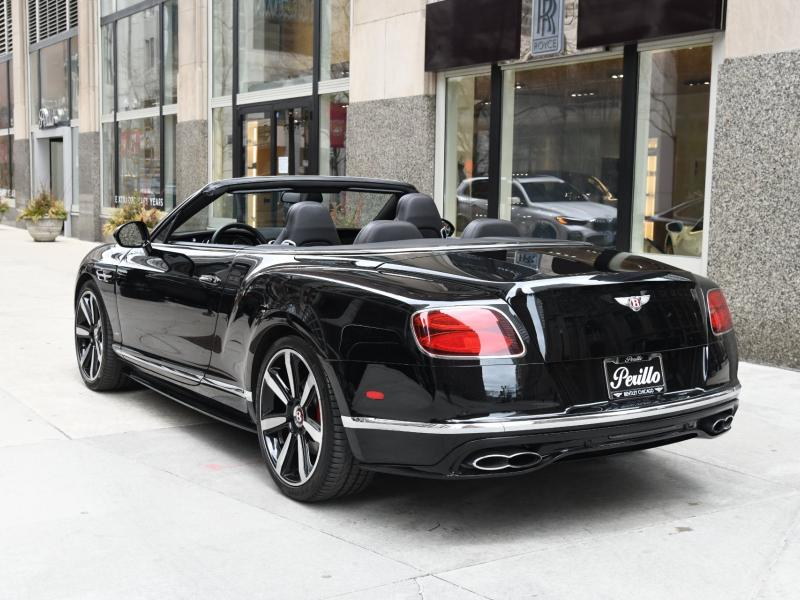 Used 2017 Bentley Continental GTC V8 S GT V8 S | Gurnee, IL