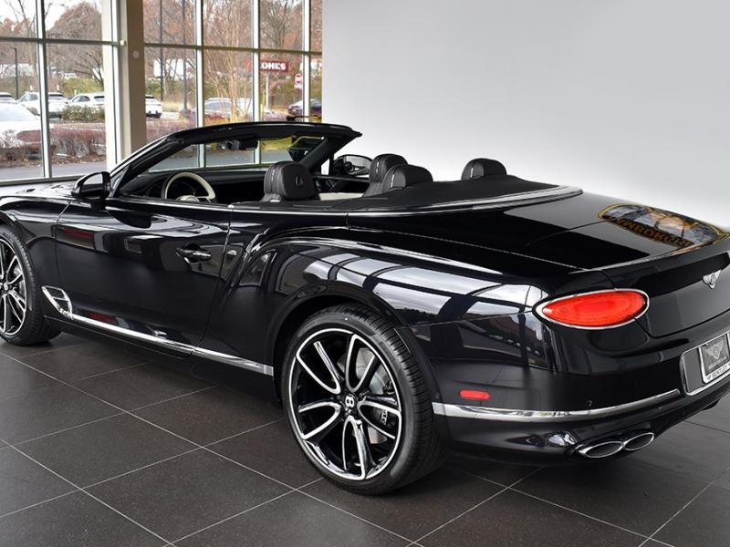 New 2020 Bentley Continental GT V8 Convertible GT V8 | Gurnee, IL