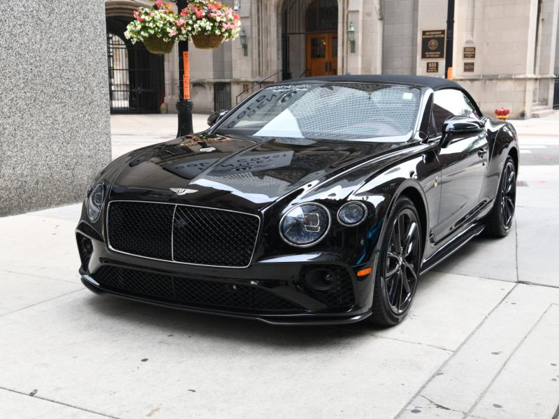 New 2020 Bentley Continental GT Convertible Number 1 Edition | Gurnee, IL