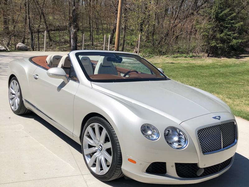 Used 2012 Bentley Continental GTC GT | Gurnee, IL