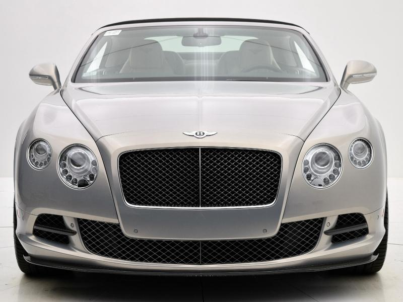 Used 2014 Bentley Continental GT Speed Convertible | Gurnee, IL