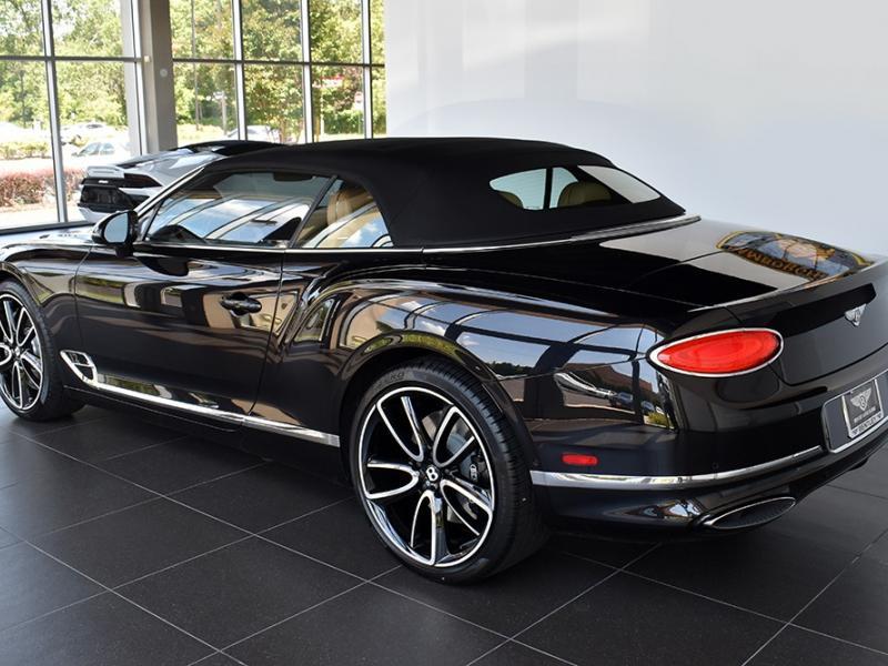 New 2020 Bentley Continental GT Convertible    Gurnee, IL