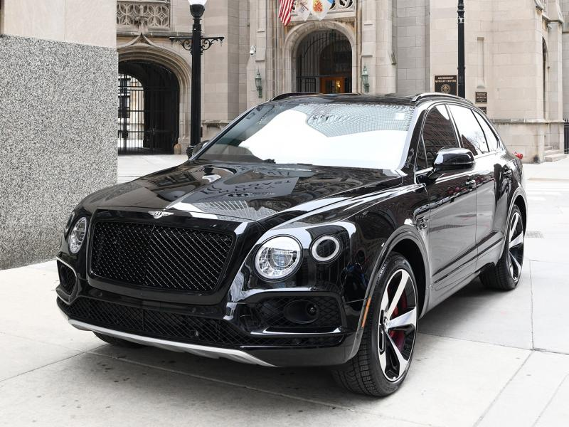 Used 2019 Bentley Bentayga V8 | Gurnee, IL