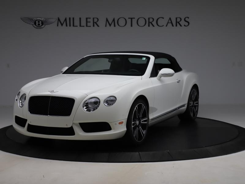 Used 2014 Bentley Continental GT Convertible V8 | Gurnee, IL