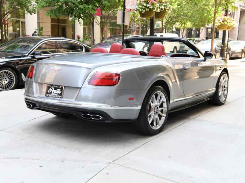 Used 2017 Bentley Continental GTC V8 S GTC V8 S | Gurnee, IL