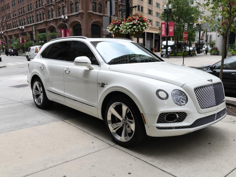 Used 2018 Bentley Bentayga W12 Signature Edition | Gurnee, IL