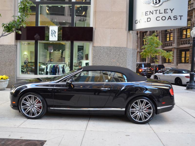 Used 2014 Bentley Continental GTC Speed GT Speed | Gurnee, IL