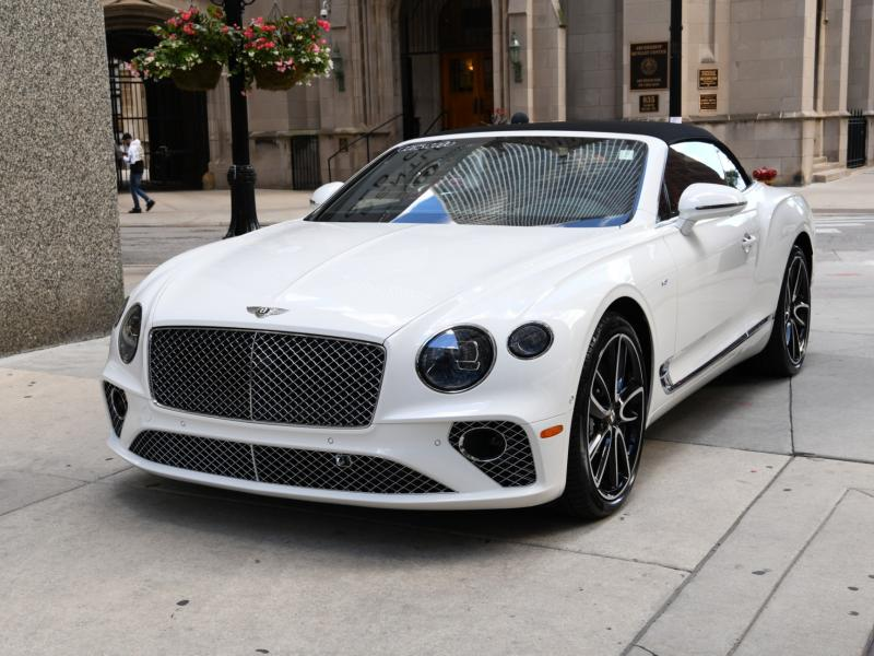 Used 2020 Bentley Continental GTC V8 GT V8 | Gurnee, IL