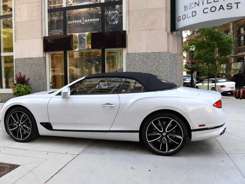 Used 2020 Bentley Continental GTC GT | Gurnee, IL