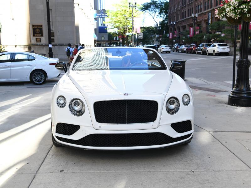 Used 2016 Bentley Continental GT V8 Convertible GT V8 S | Gurnee, IL