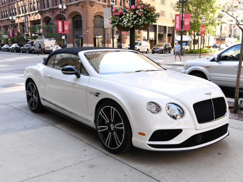 Used 2016 Bentley Continental GTC V8 S GT V8 S | Gurnee, IL