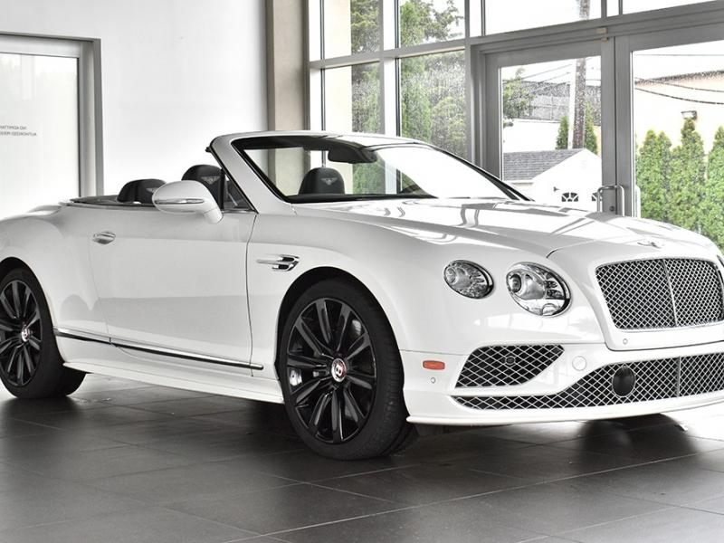 Used 2016 Bentley Continental GT V8 Convertible GT V8 | Gurnee, IL