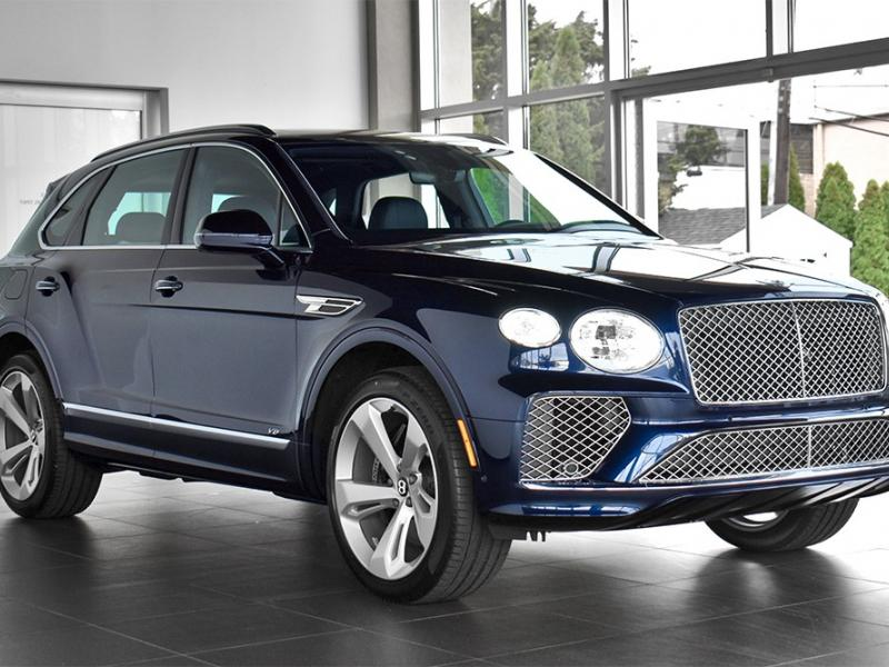New 2021 Bentley Bentayga V8 V8 | Gurnee, IL