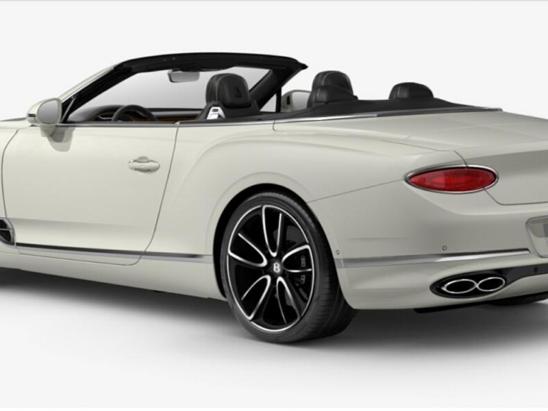 New 2021 Bentley Continental GT V8 Convertible | Gurnee, IL