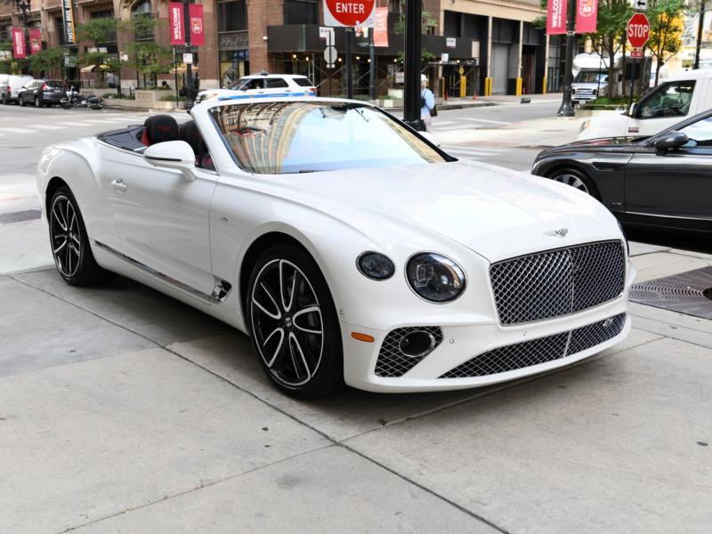 New 2020 Bentley Continental GTC V8 GT V8   Gurnee, IL