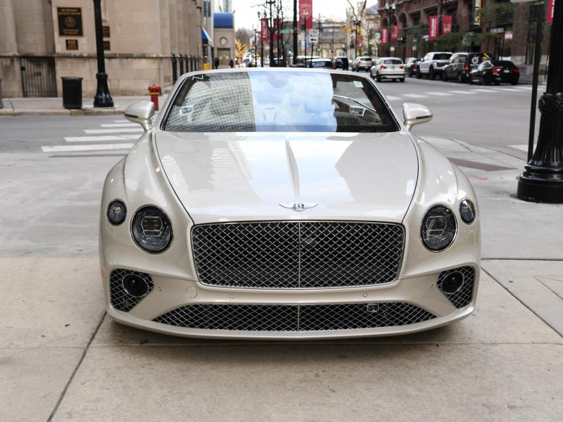 New 2020 Bentley Continental GT Convertible  | Gurnee, IL