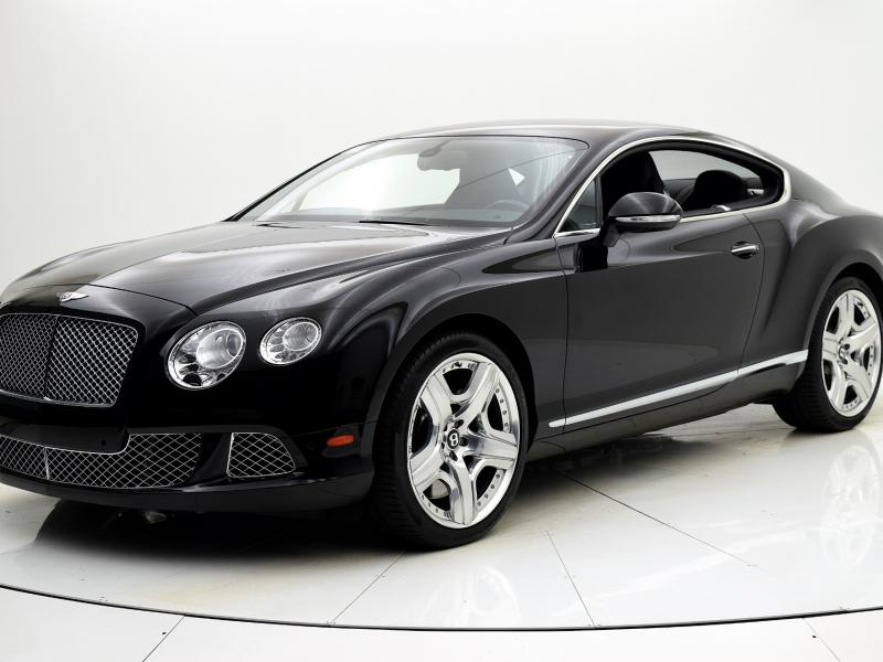 Used 2012 Bentley Continental GT W12 Coupe | Gurnee, IL