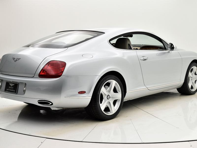 Used 2010 Bentley Continental GT Coupe   Gurnee, IL