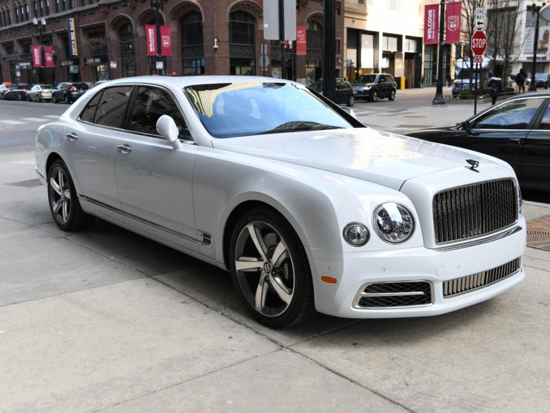 New 2020 Bentley Mulsanne Speed  | Gurnee, IL
