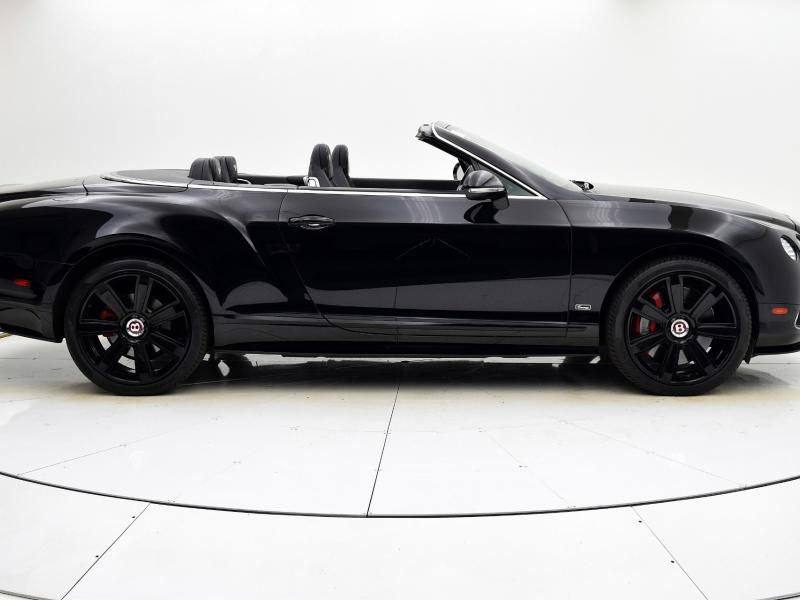 Used 2015 Bentley Continental GT V8 S Convertible | Gurnee, IL