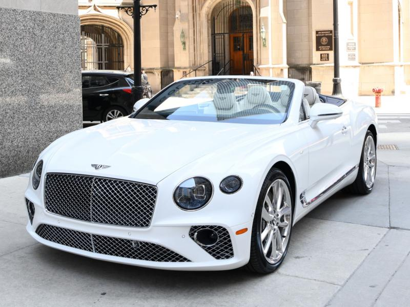New 2021 Bentley Continental GT Convertible GT V8 | Gurnee, IL