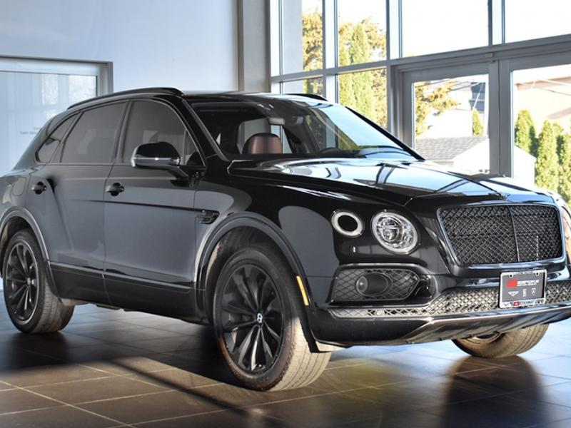 Used 2018 Bentley Bentayga Onyx Edition | Gurnee, IL