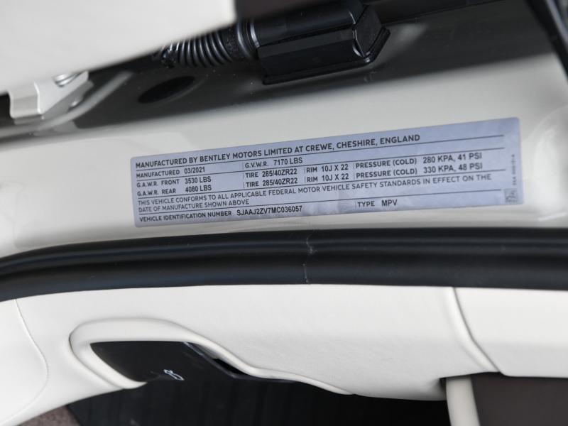 New 2021 Bentley Bentayga Hybrid | Gurnee, IL