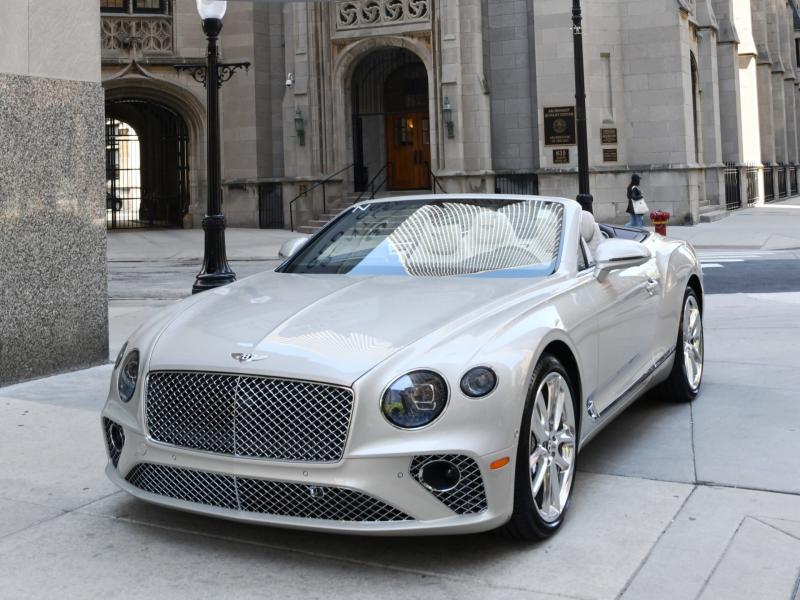 New 2021 Bentley continental GT Convertible GT | Gurnee, IL