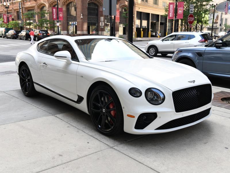 New 2021 Bentley continental GT GT V8   Gurnee, IL