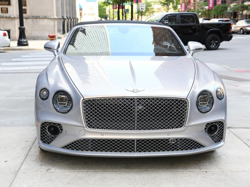 Used 2020 Bentley continental GT Convertible GT   Gurnee, IL
