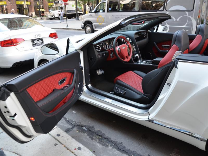 Used 2016 Bentley Continental GTC V8  | Gurnee, IL