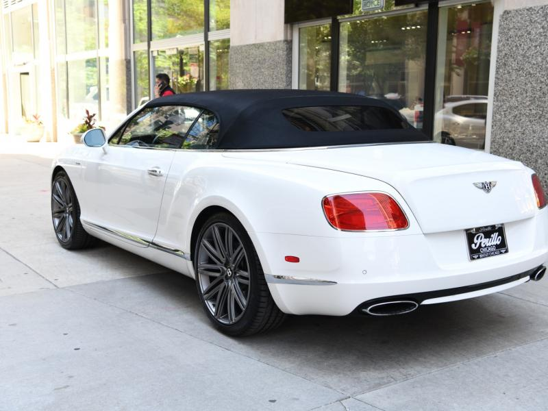 Used 2014 Bentley Continental GTC Convertible GT Speed | Gurnee, IL