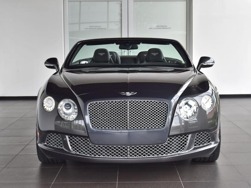 Used 2014 Bentley Continental GT Convertible GT   Gurnee, IL