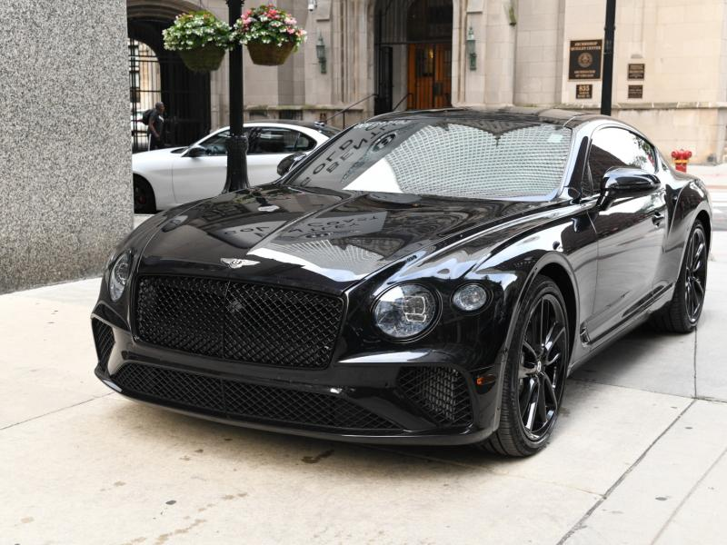 Used 2020 Bentley continental GT GT V8   Gurnee, IL