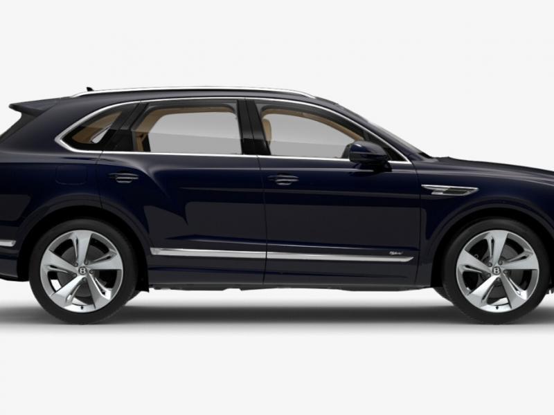 New 2021 Bentley Bentayga Hybrid    Gurnee, IL