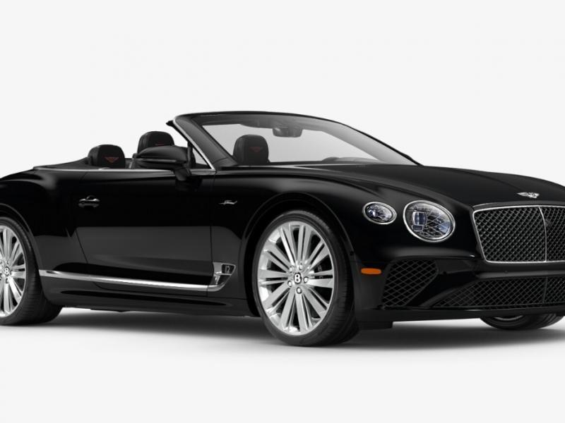 New 2022 Bentley Continental GT Speed Convertible    Gurnee, IL