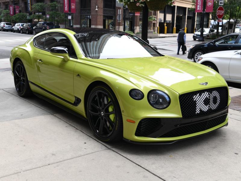 Used 2020 Bentley continental GT Pikes Peak Edition   Gurnee, IL