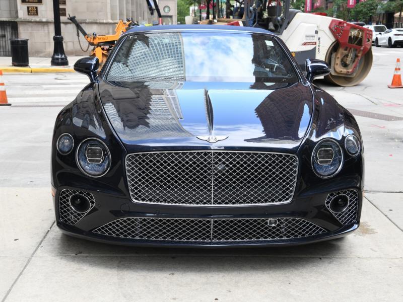 New 2021 Bentley Continental GTC Convertible GTC V8   Gurnee, IL