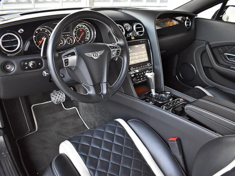 Used 2017 Bentley Continental GT V8 S V8 S Mulliner | Gurnee, IL